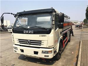 5-10吨国五东风加油车