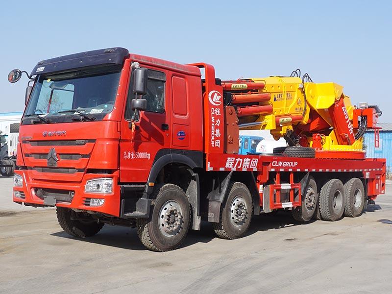 150吨汽车起重机